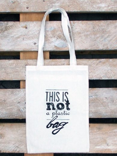 this is not plastic bag